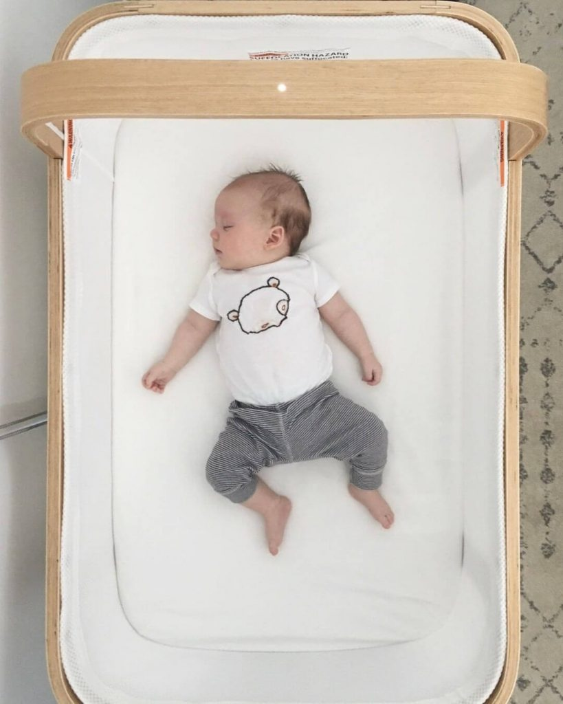 how to keep your baby from rolling around in cribs